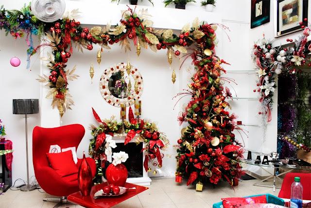 Decoraci n navide a la cale ita 2014 fantasia navide a la - Decoracion navidena 2014 ...