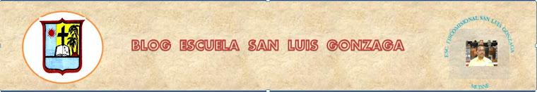 Escuela San Luis Gonzaga