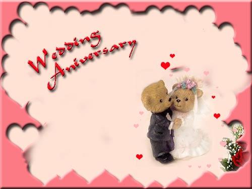 Wedding anniversary greeting card assal marathi