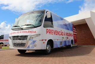 Unidades móveis facilitam entrega voluntária de armas em Alagoas