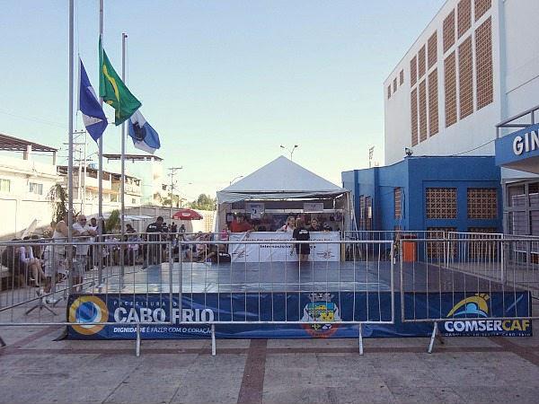 Cidade de Cabo Frio RJ
