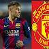 Neymar admite que recebeu sondagens do Manchester United na janela.