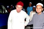 Tuan Guru Mursyid Dr Hj Zulkifli Mohammed Al-Bakri, Penaung Madrasah Ibnu Mas'ud