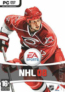 NHL 08 PC Game Free Download