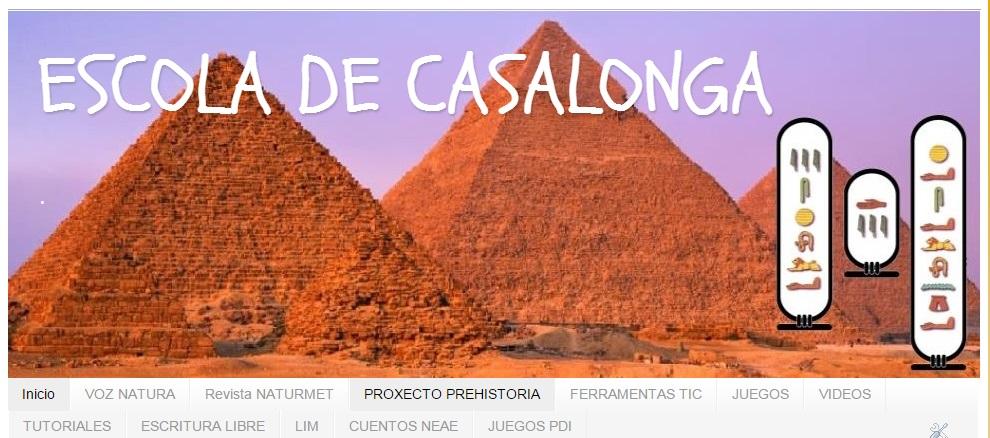 """NUESTRO BLOG """" ESCOLA DE CASALONGA"""""""