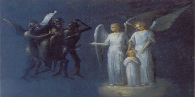 Сведочење демона шта све данас подмећу људима како би их намамили у вечну паклену муку после телесне смрти