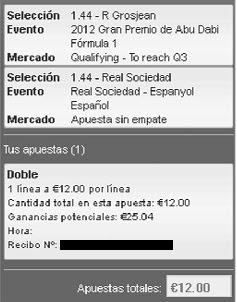 Apuestas Deportivas Rosberg Grosjean Formula 1+LigaBBVA – GP Abu Dabi+LigaBBVA Real Sociedad lbapuestas bono gratis