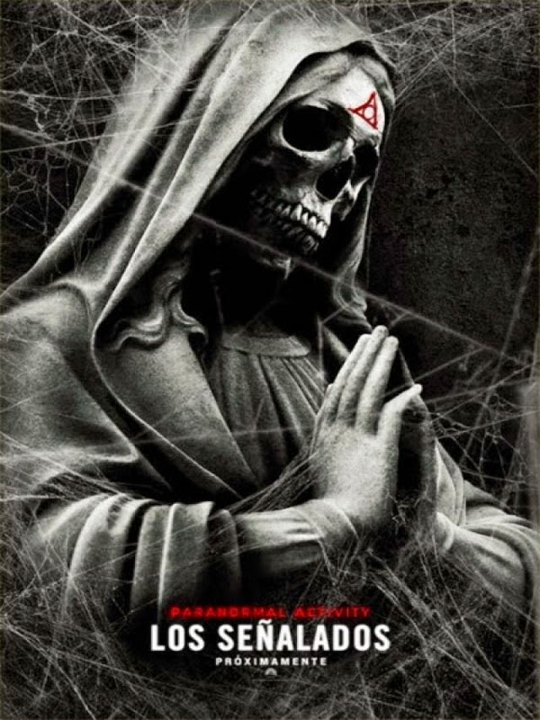 Paranormal Activity 5 (Los Señalados) poster en castellano