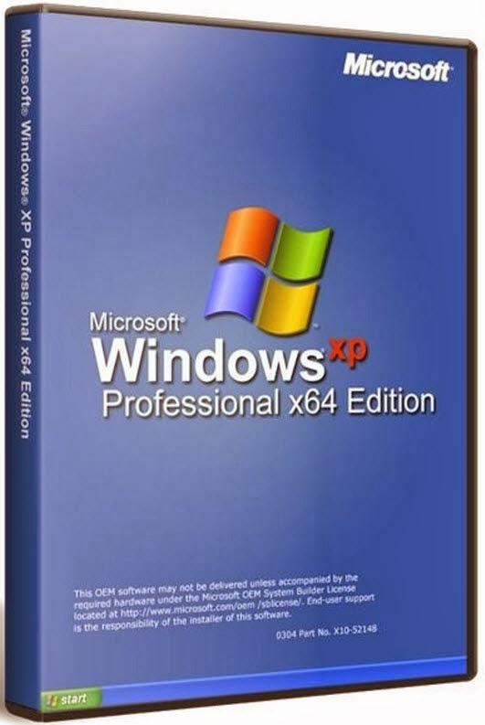 Download Windows XP Pro x64 VL SP2 Março 2014 Baixar Programa 2014