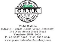 Grass Roots Urban Butchery
