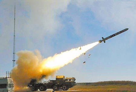 Changjian-10 Land-Attack Cruise Missile