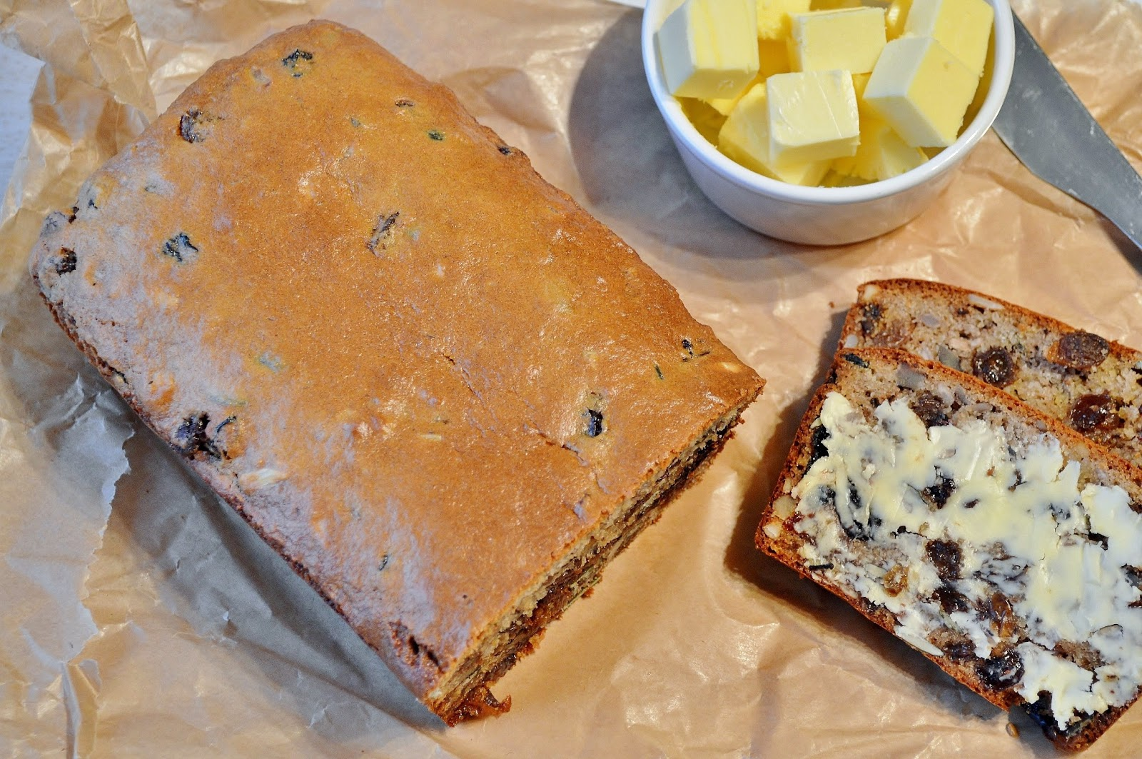 Grain Free Tea Bread GF SCD DF | Gluten Free SCD and Veggie