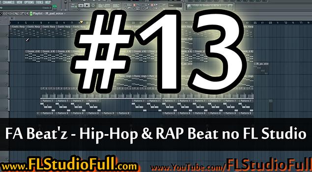 13 - Base de Rap | Beat de Hip-Hop [FA Beat'z]