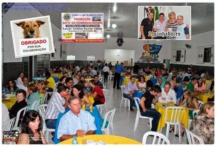 FOTOS DA NOITE DO COMPANHEIRISMO