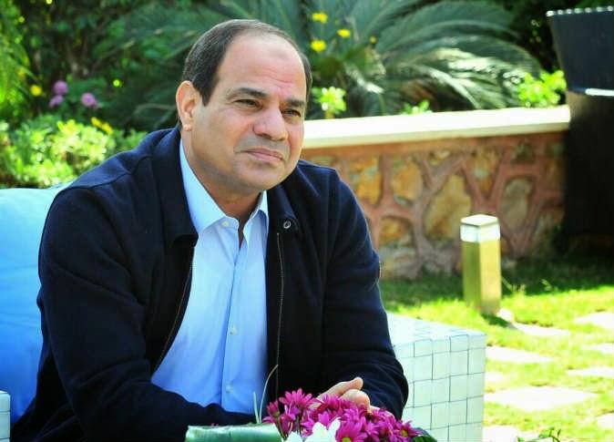 المشير عبد الفتاح السيسى، المصريون سيشعرون بتغيير حقيقى خلال عامين