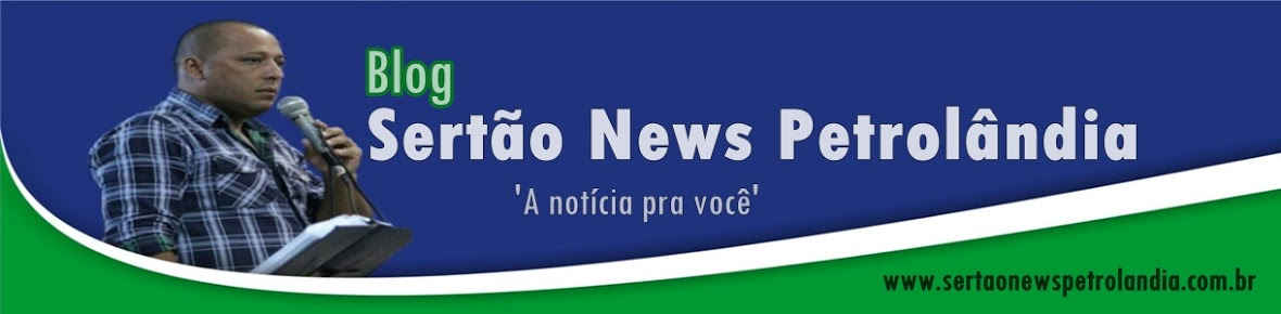 Blog Sertão News Petrolândia