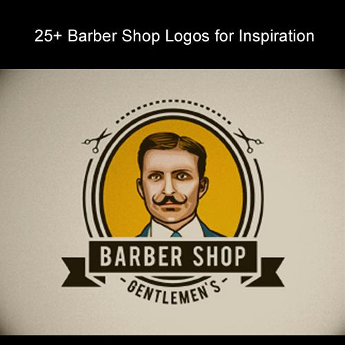 DzineGeek: 25+ Barber Shop Logos for Inspiration