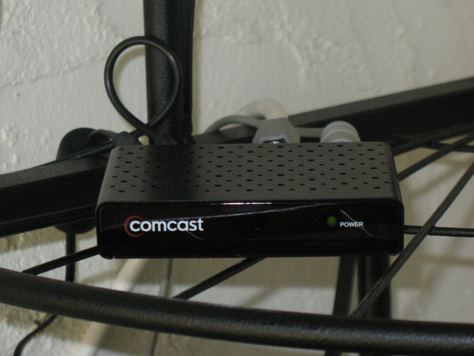 Comcast Analog To Digital Converter Box