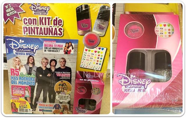 Regalos revistas septiembre 2015: Disney Channel