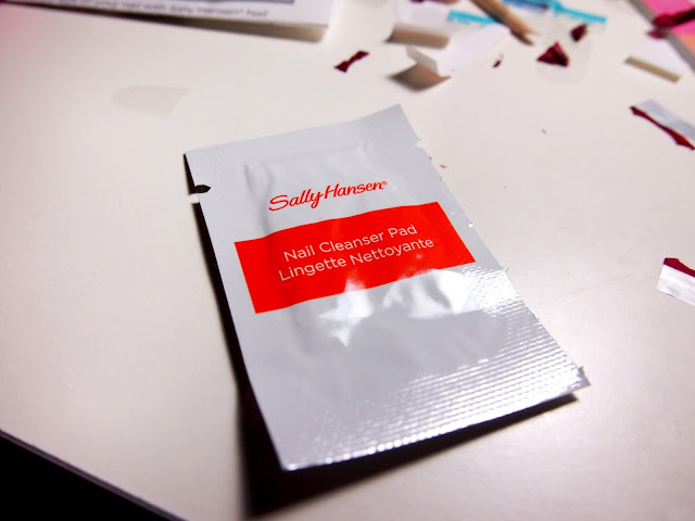Sally Hanson Insta Gel Strips Review
