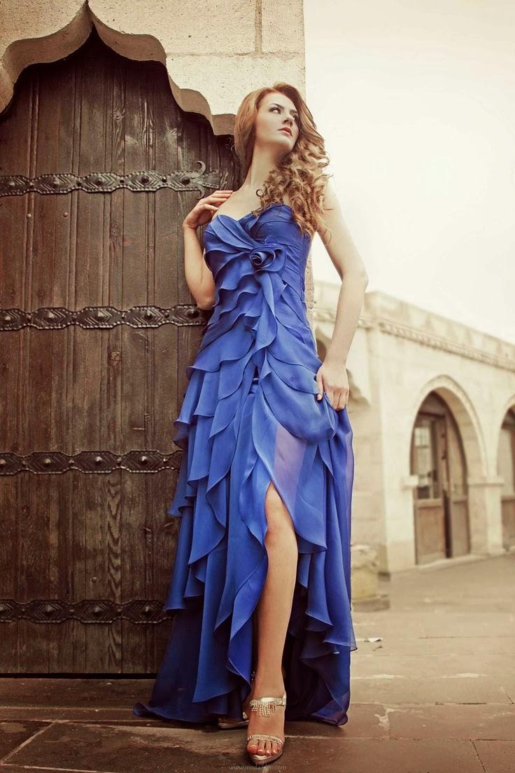 En Yeni Moda Abiye Modelleri