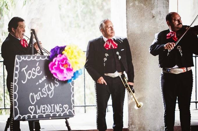 Traditional Mexican Themed Wedding in San Diego
