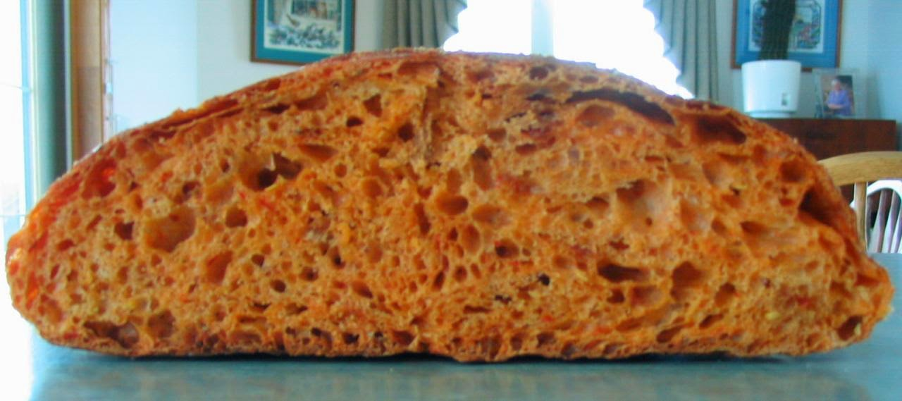 No-Knead Sriracha Bread (Diablo Bread) | The Fresh Loaf
