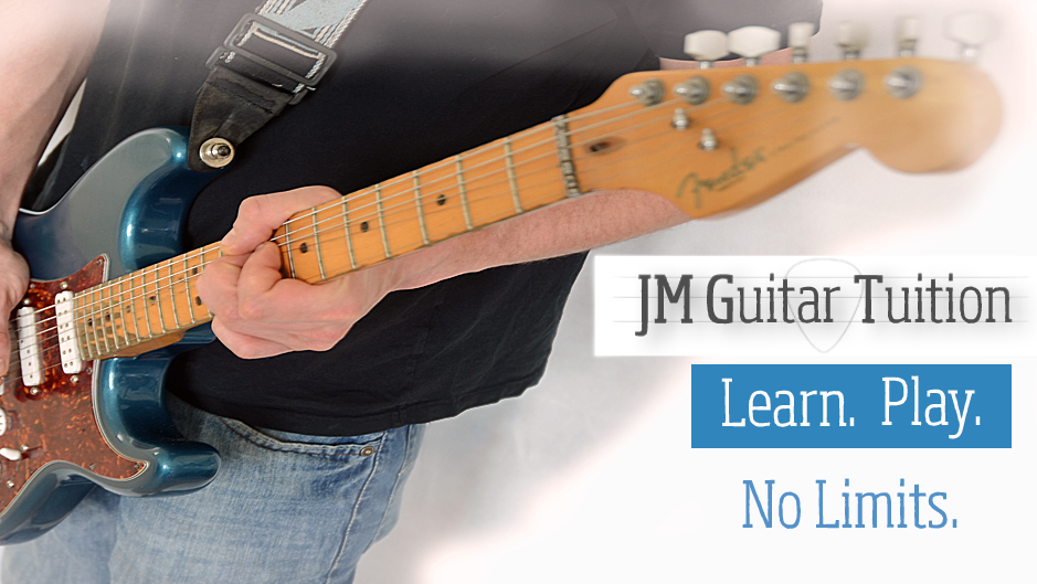 JM Guitar Tuition