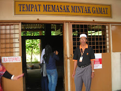 Kilang Minyak Gamat, Langkawi