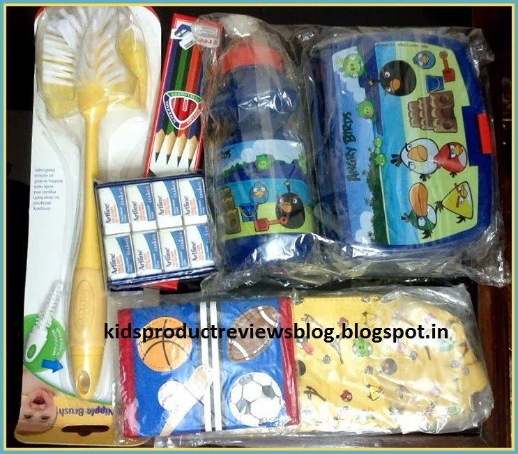 redlily.com kids online store shopping india review