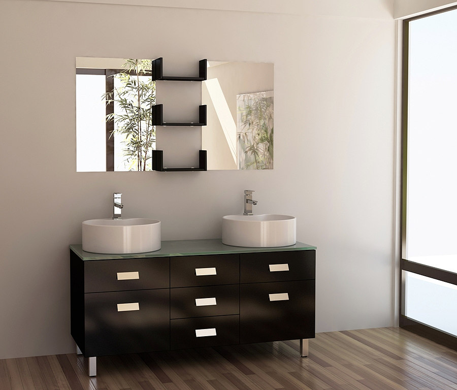 design element wellington 55 double sink