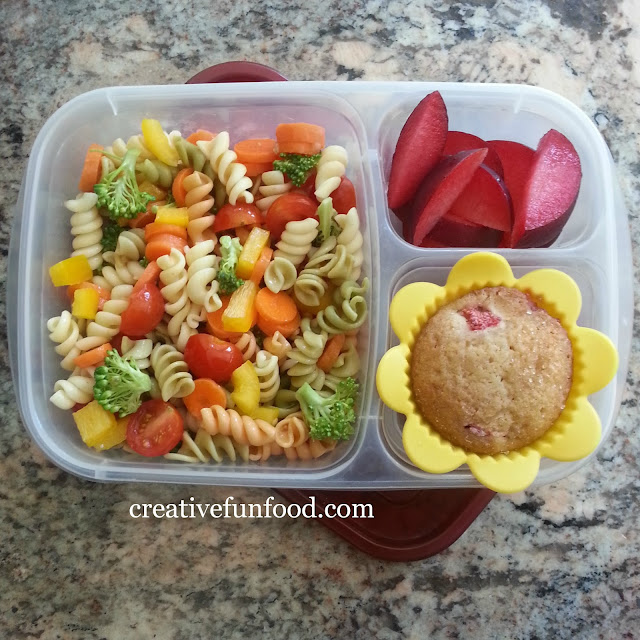 Pasta lunch ideas