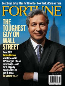Jamie Dimon Fortune