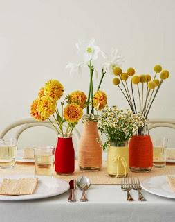 yemek masası için vazo1
