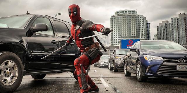 Mais ação, humor e cenas inéditas nos comerciais de Deadpool, com Ryan Reynolds e Gina Carano