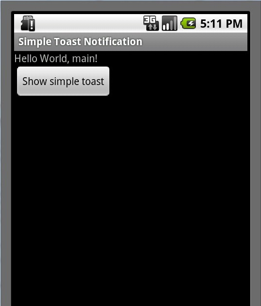android how to set custom notification