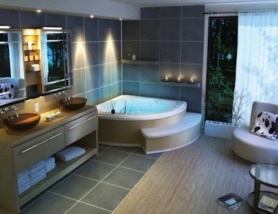 Bathroom Lighting Natural Bathroom Designs