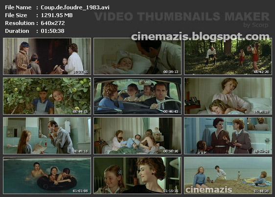 Coup de foudre (1983) Diane Kurys