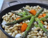 One-Pot Chicken with Beans & Vegetables