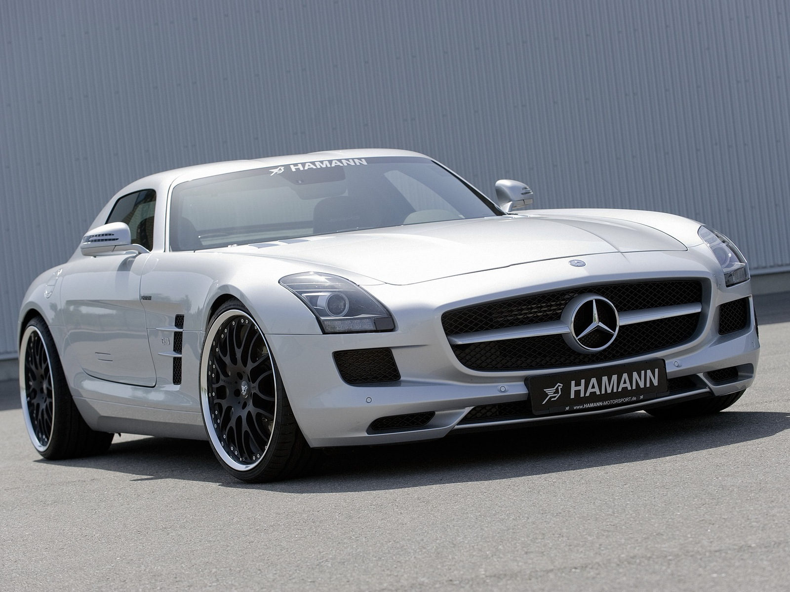 car pictures hamann mercedes benz sls amg 2011. Black Bedroom Furniture Sets. Home Design Ideas