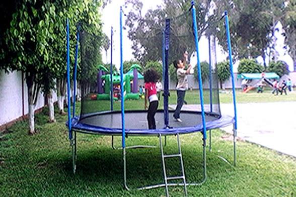 Cama elastica saltos Lima Peru