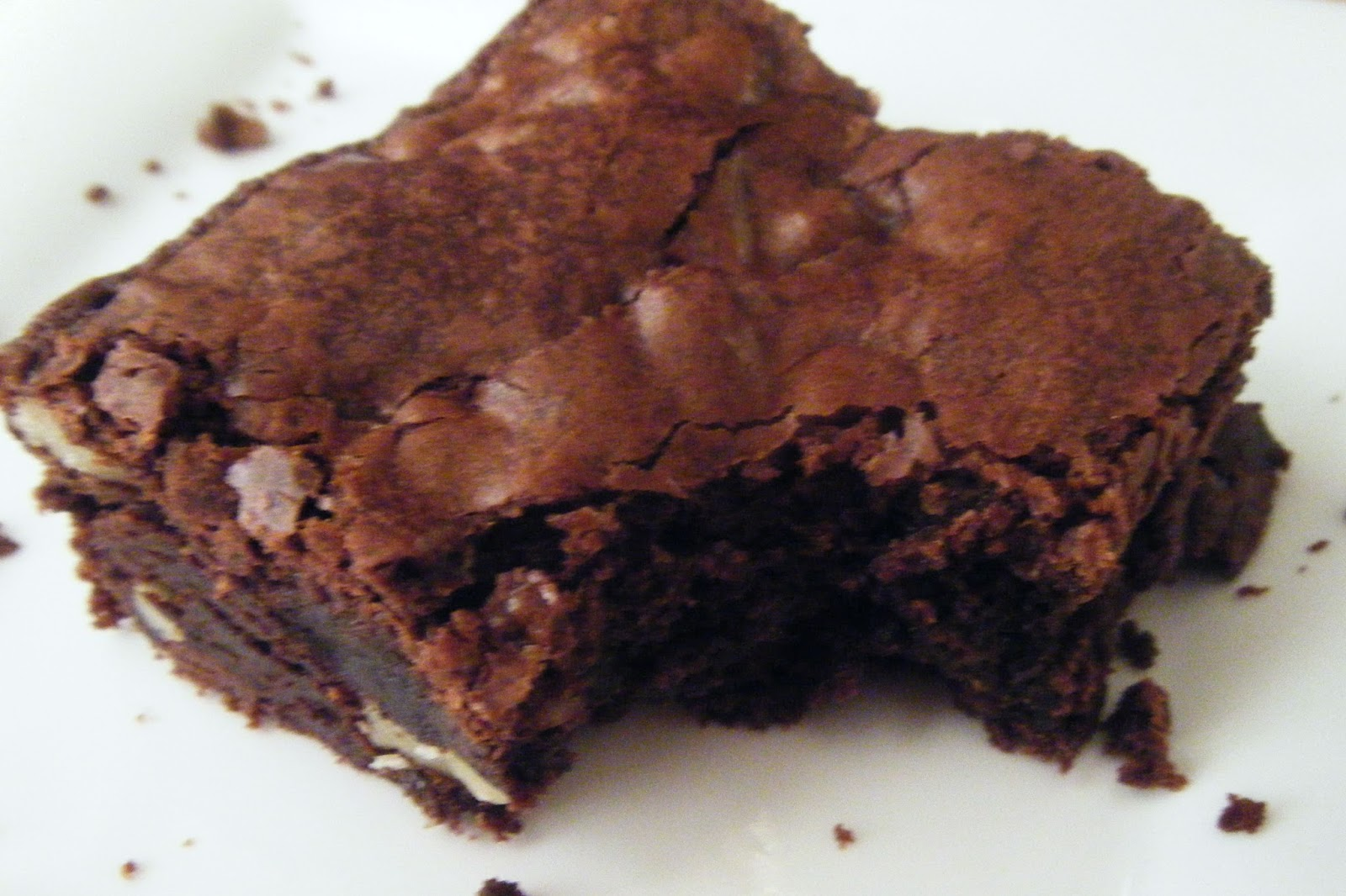 west side baker: Outrageous Brownies