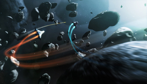 Elite: Dangerous Gets A New Teaser Trailer