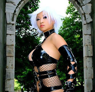 Yaya Cosplay as Christie from Dead or Alive