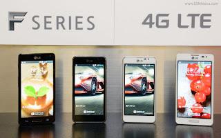 Lg Memperkenalkan Smartphone Lte Android Optimus F7 Dan Optimus F5