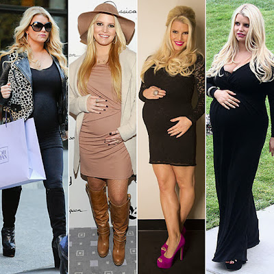 The Stunning Style of Jessica Simpson