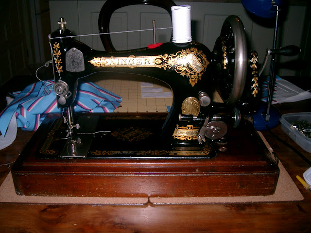 Singer 28, Singer 28K, threaded