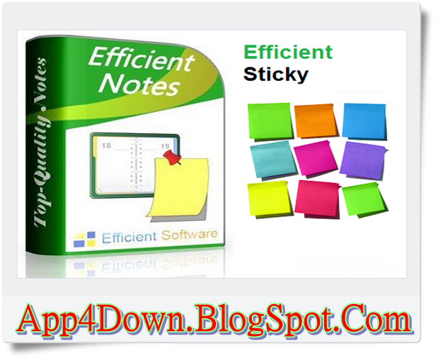 Efficient Sticky Notes 5.0.505 For Windows Full Version Download