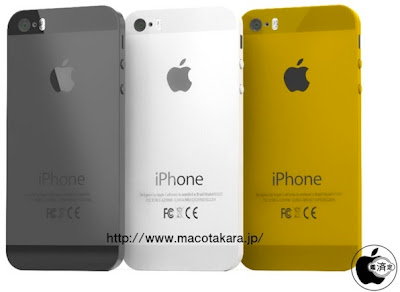 Lisisoft: iPhone 5S to come in gold and 128GB option, according to