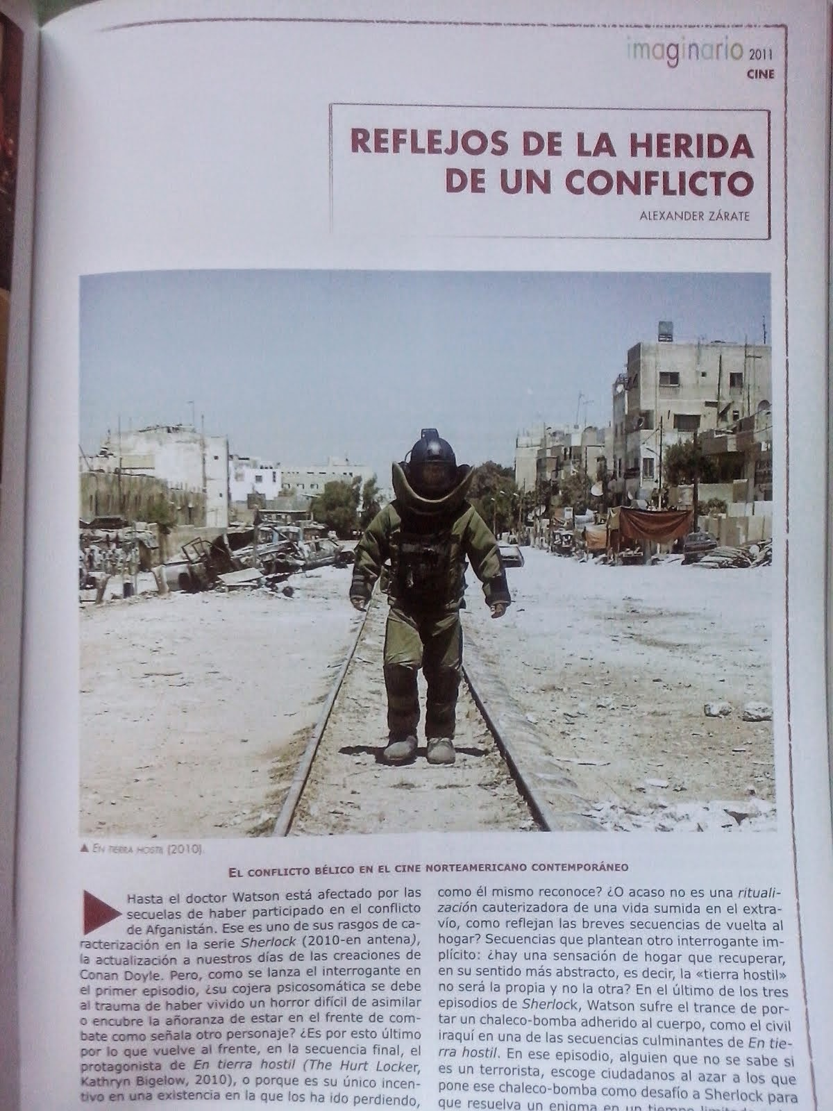 Revista Imaginario 2011